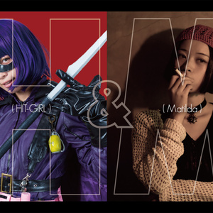 H&M・HIT-GIRL&Matilda