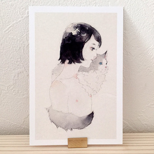 Mimi and Me 【Postcard set 】