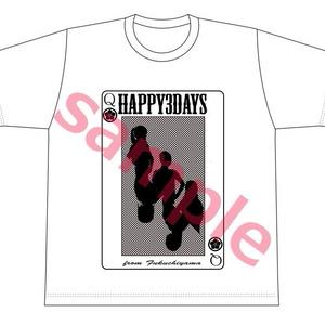 ハピスリトランプTシャツ