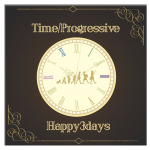 Happy3days 2nd Single『Time』