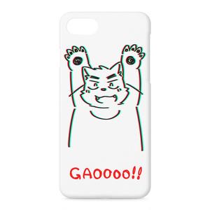 GAOGAOケース(iPhone7)