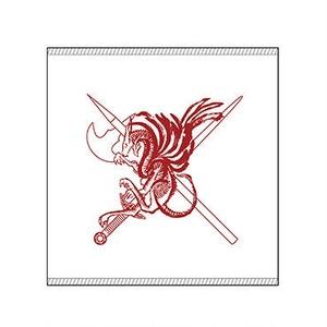 ラキオス国家 国旗風ハンドタオル