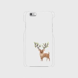 鹿のスマホケース