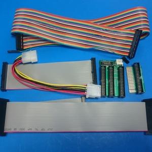X68000 PRO / X1 turbo / Z HxC等 起動ドライブ変更 完成基板とケーブルのセット