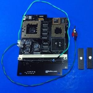SHARP X68030 用 060turbo レプリカ
