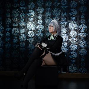 東方Project十六夜咲夜ROM3「Maid Gilr Ⅲ」