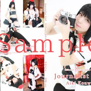 東方Project射命丸文ROM「Journalist Girl」