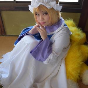 東方Project 八雲藍ROM「Nine Tails Girl」