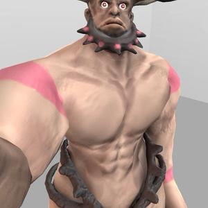 【3Dモデル】じんるい【ver1.1】