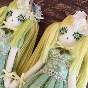 K-Z TOWN DOLL*Series ROOM6(Yellow)