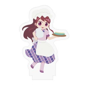【全6種】アイカツ!メイドアクリルフィギュア