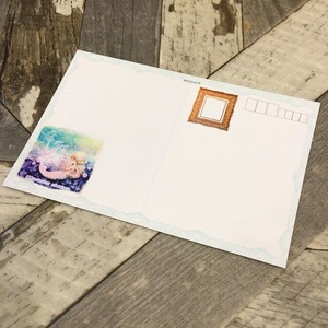 【選べるポストカード】人魚・アリス」