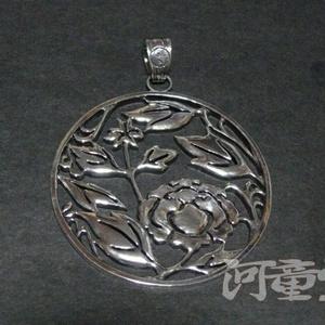 シルバー925「縁華」ペンダントトップ