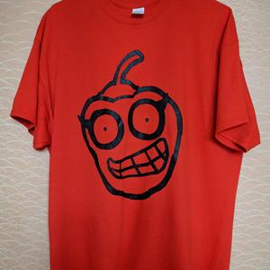 「七味ならべ」オリジナル「ハバネロ君」Tシャツ