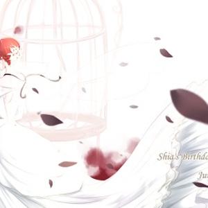 【ポストカード】シア(2016Birthday)