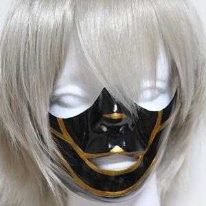 【再販】鳴狐 コスプレ マスク