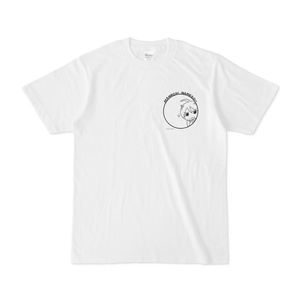 まめ公Tシャツ no.5-2