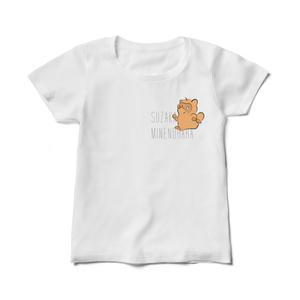 Mr.ヌーキー レディースTシャツ