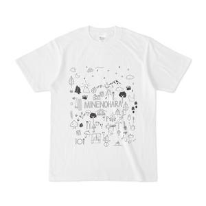 峰の原高原Tシャツ
