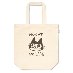 NO CAT NO LIFE トート【受注生産】