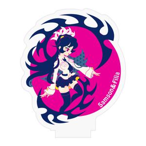 【Skull girls】フィリア アクリルフィギュア