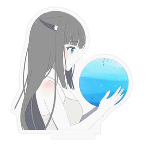 緋惺 アクリルフィギュア -青を懐くver-
