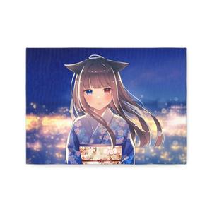 緋惺 キャンバス -藍色の神様-