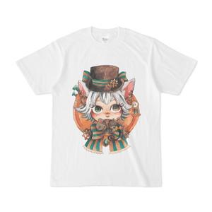 猫伯爵Tシャツ