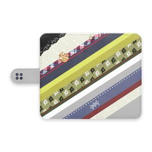 [pixiv factory製 Android用]アキラ水母モチーフ手帳型スマホケース