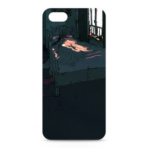iPhoneケース 「寝室」