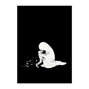 ポスター「お別れ」