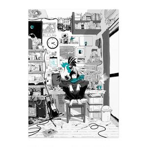 ポスター「2017」