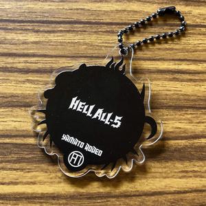 アクリルキーホルダー/ HELL ALL-5 [魔法陣]