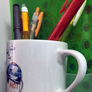 くらげちゃんマグカップ