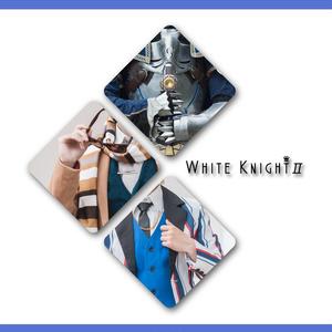 C96新刊 「WHITE KNIGHT2」