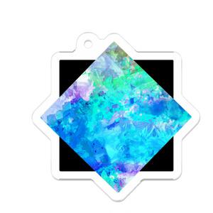 鉱物(水色)