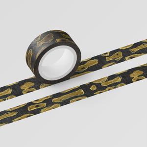 A002:Ball python /Ammonia Masking tapes