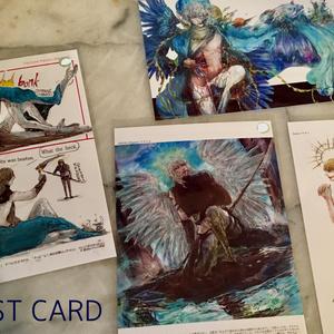 Post card(カラー)/各種バラ売り
