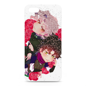 Dio x Kakyoin phone case