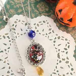 ハロウィンナイトのネックレス