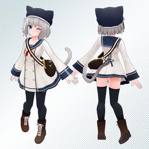 オリジナル3Dモデル『キッシュ』