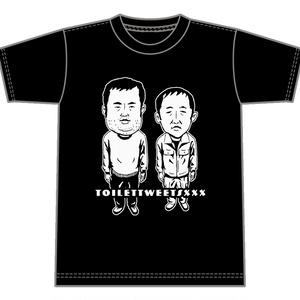 便所のつぶやきTシャツ2019