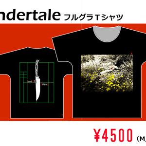 UndertaleTシャツ