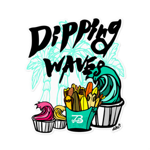DIPPING WAVES