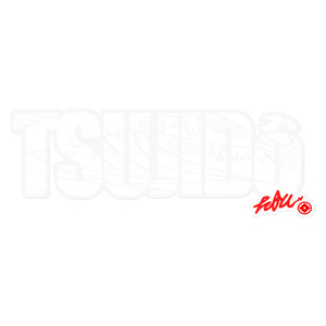 TSUJIDO-WHITEXRED