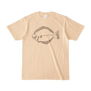 ひらめのTシャツ