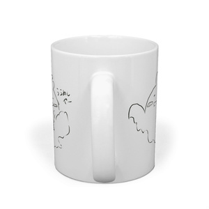 ゆうれいさゆちゃんマグカップ