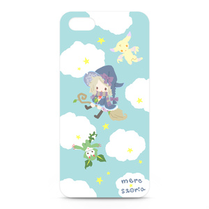 【iPhone5】メルストiPhoneケース《ユルエ》