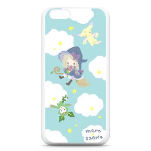 【iPhone6】メルストiPhoneケース《ユルエ》