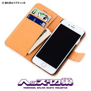 快楽ニードル 手帳型iPhoneケース